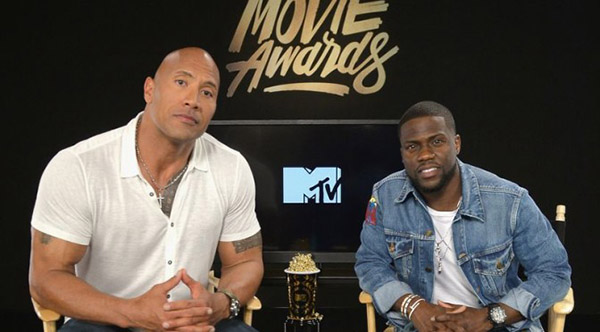 dwayne-johnson-kevin-hart-to-host-mtv-movie-awards-2016-672x372